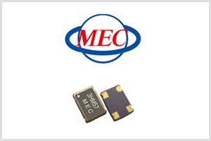 Mercury – New product: 4 frequencies switchable differential XO