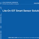 Lite-On IOT Smart Sensor Solutions